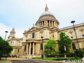 ロンドン「聖ポール大聖堂」観光 おすすめ&穴場撮影スポットはココ!