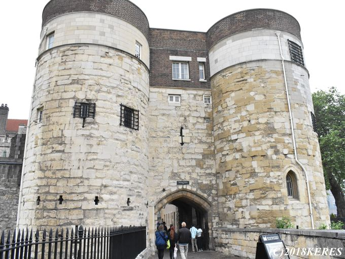 牢獄で有名な「ロンドン塔」その始まりは城塞だった