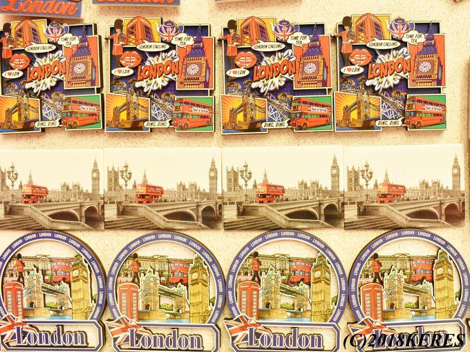 典型的なイギリス土産は「グローリアス・ブリテン」で