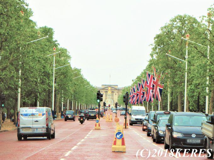 宮殿前を通り過ぎたら終わり・・じゃない!