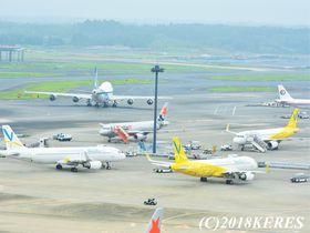 第3ターミナルが眼下に!東横INN成田空港新館で旅行前後を満喫