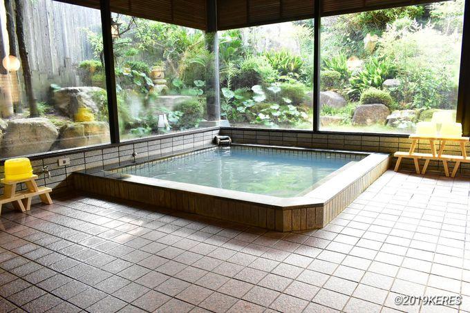 1日目宿泊:宮島から一番近い温泉郷、宮浜温泉「旅館 かんざき」で疲れを癒す