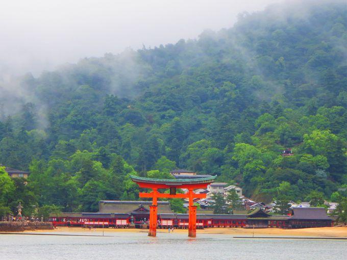 1日目午前:広島・宮島で世界遺産「嚴島神社」をあらゆるポイントから堪能