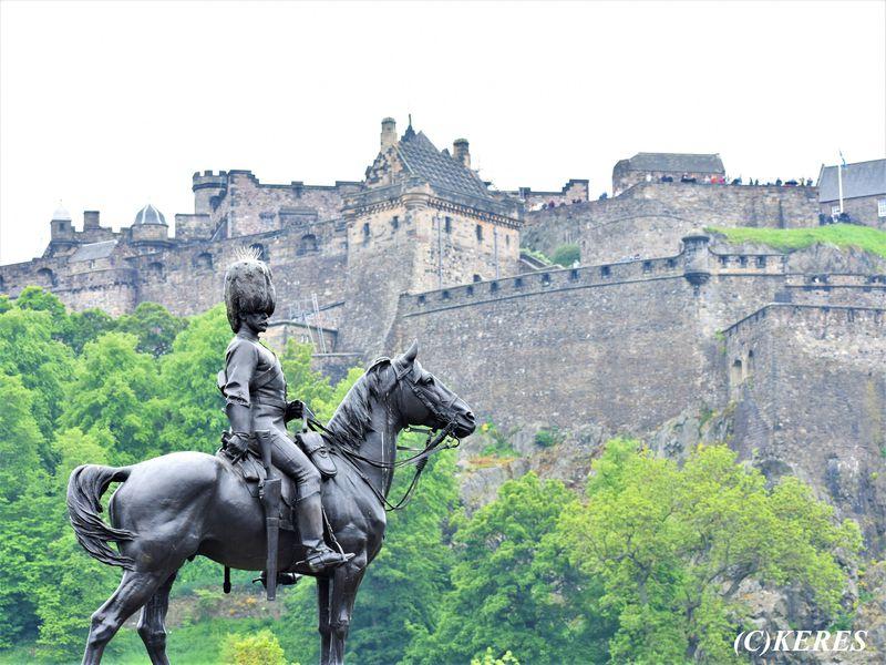 スコットランド旅行のハイライト!エジンバラ城観光はこう攻める!