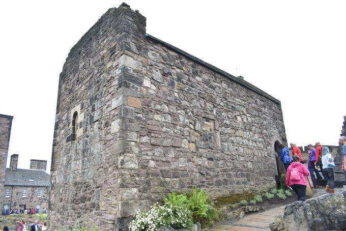 歴史を見てきた建物「グレート・ホール」と「聖マーガレット礼拝堂」