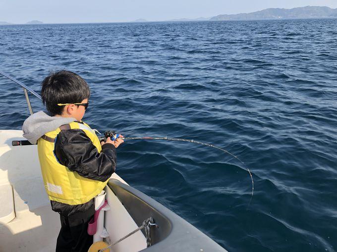 子連れ泊で人気!宿泊客限定の「釣り体験プラン」