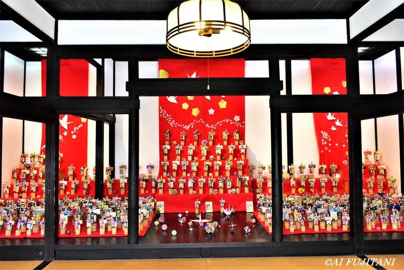 江戸から続く城下町と雛飾り!大分・臼杵「うすき雛めぐり」