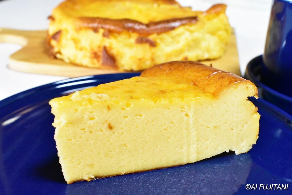 一世を風靡した真っ黒スイーツ「バスク・チーズケーキ」