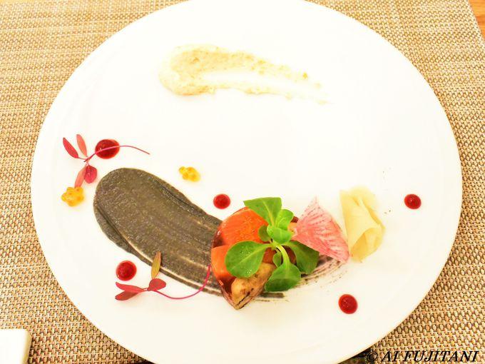地産食材が躍る、里山のフレンチ「mikangura」