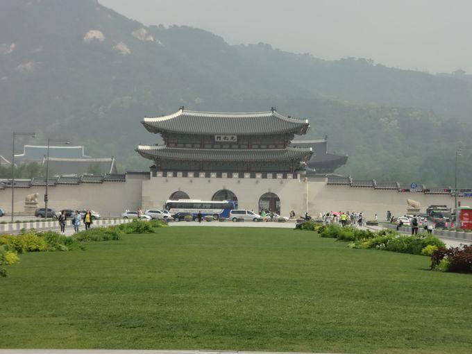 ソウル市内各地からアクセスしやすい立地が魅力。