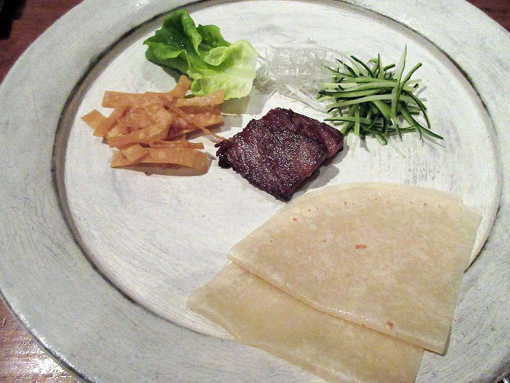 上質な黒毛和牛を和食や中国料理へ