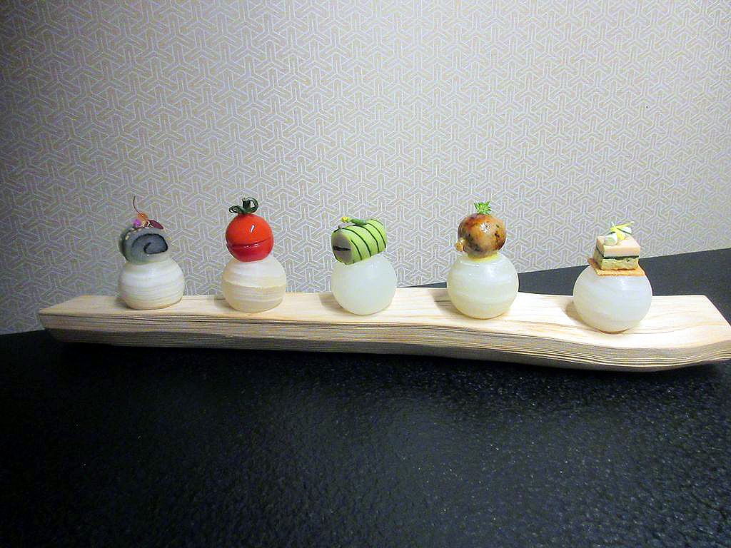 世界的な料理人 浜田統之氏の「Nipponキュイジーヌ」を堪能
