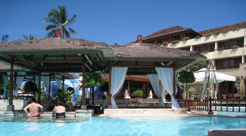 7.ヌサドゥアビーチホテル&スパ