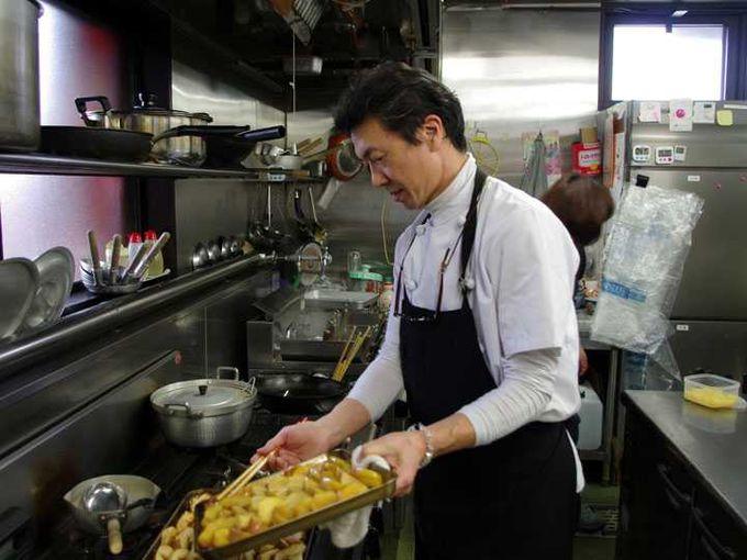 復興レストラン「女川すえひろ」 オーナーシェフは大震災の語り部