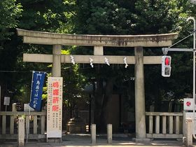 勝運を呼び寄せるパワースポット!千駄ヶ谷 鳩森八幡神社