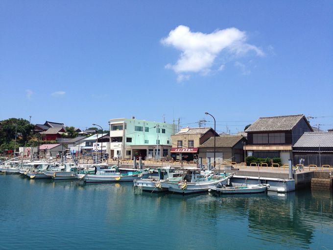 日本だけど、世界中のどこにも似てない不思議な島