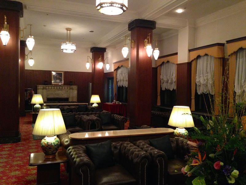志賀直哉ら文豪たちが泊まった「蒲郡クラシックホテル」