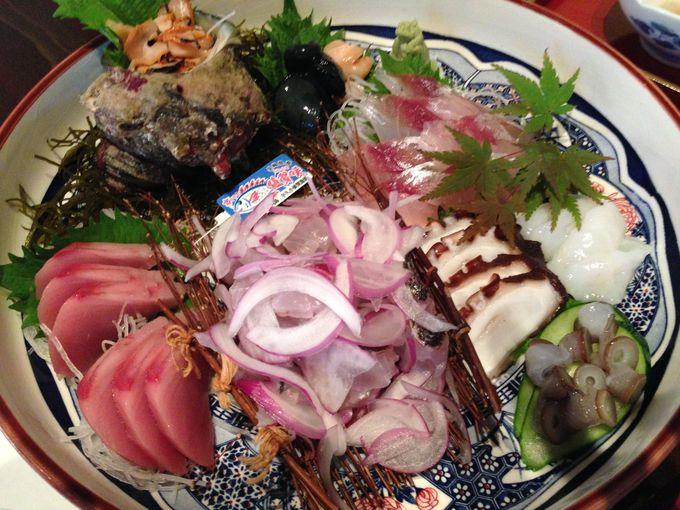 五島列島の海の幸、郷土料理を存分に堪能できる