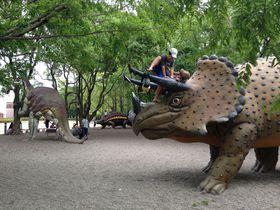 日本のジュラシックパークが豊橋市に!「のんほいパーク」