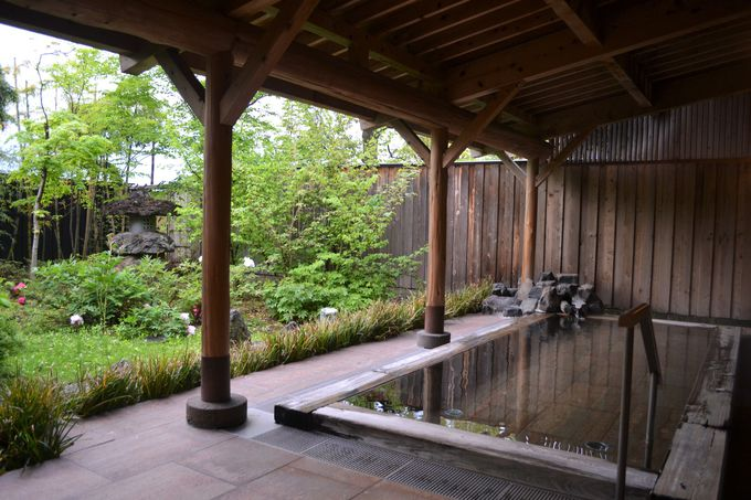 弘法大師ゆかりの歴史ある美肌の湯