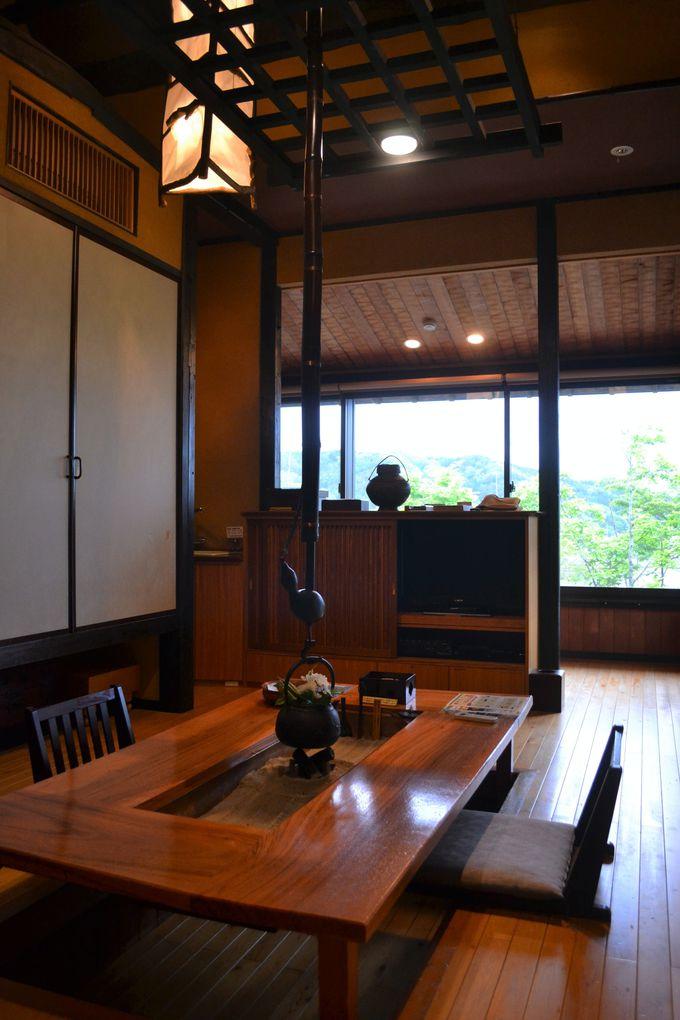 ゆとりある本館、眺望自慢の別館、どっちの客室がお好き?