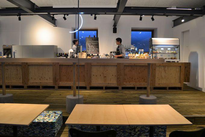 コーヒーブレイクはcafe&bar「つきの」へ