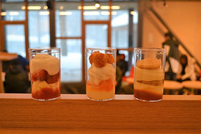 北海道の美味しさが詰まったsweets「ゆきの」