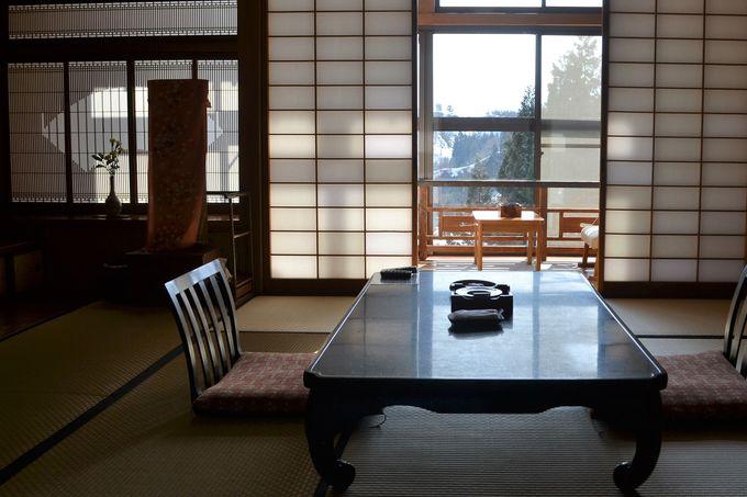 価格帯で選べる本館と別館の客室