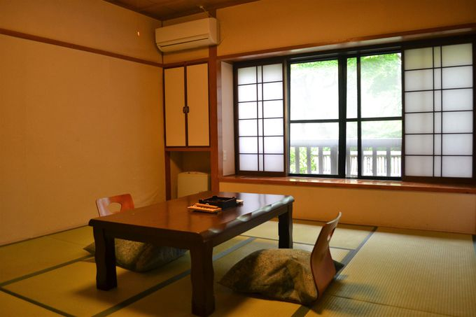 4部屋だけの「草太郎庵」の静寂