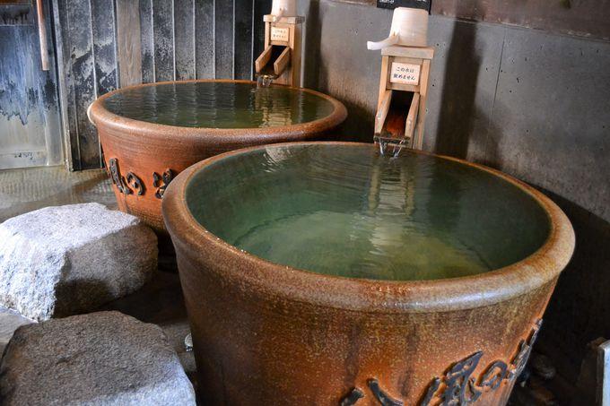4種の源泉が湧くスゴイ日帰り温泉「かつらぎ温泉 八風の湯」