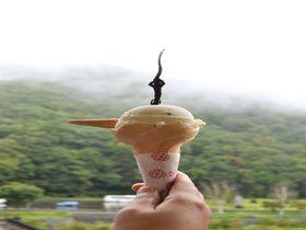 衝撃の見た目!福島「ミニ尾瀬公園」サンショウウオジェラートの味は?