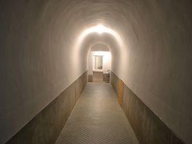 トンネルの先に足元湧出の名湯が!岡山・奥津温泉「東和楼」