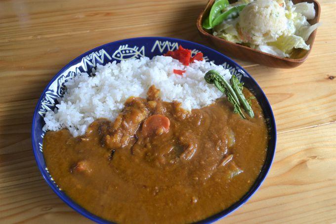 食事処「せせらぎ」で味わう村の恵み
