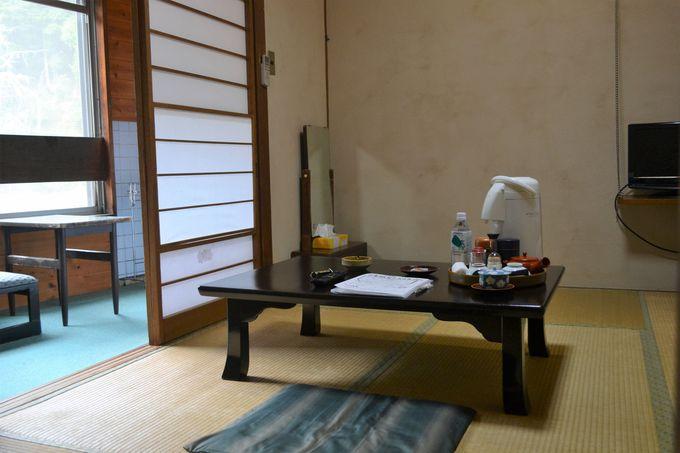 「古湯坊源泉舘」でプチ湯治なら「別館 神泉」がおすすめ