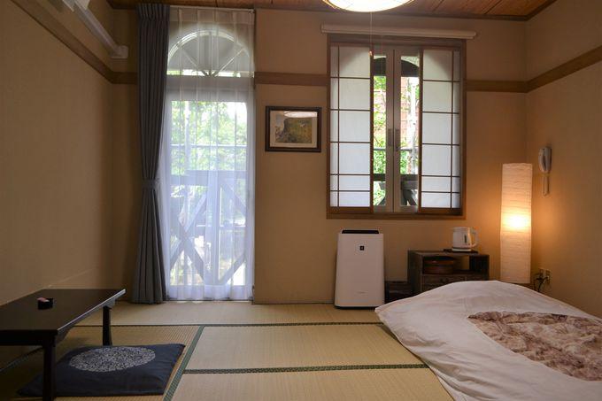 キース・ヘリング部屋も!個性豊かな「ロッジ・キースプリング八ヶ岳」の客室