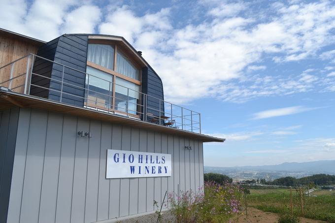 世界初、温泉旅館が造ったワイナリー
