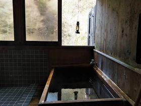 岐阜「渡合温泉」電気も電波もないランプの宿で心オフしよう