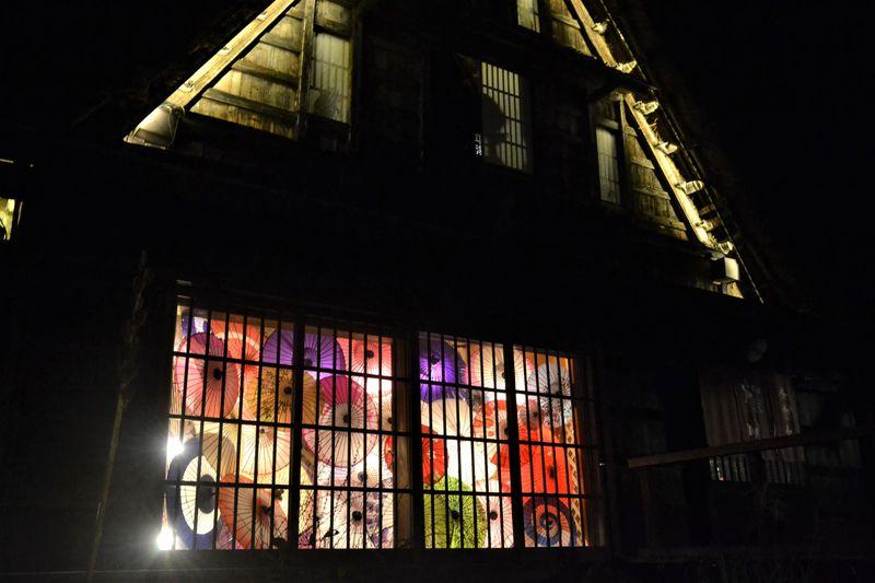夜はインスタ映えも!奥飛騨・平湯民俗館の温泉が穴場で良いよ