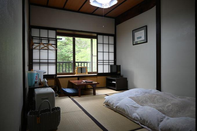 年間を通して1泊2食7000円。一人旅でも同料金なのが良心的