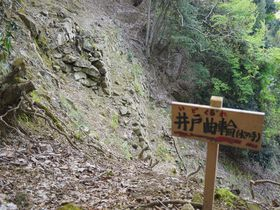 山頂から出石の街を一望!兵庫県・有子山城