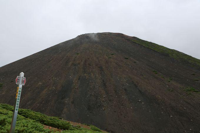 時間があれば登りたい阿寒富士