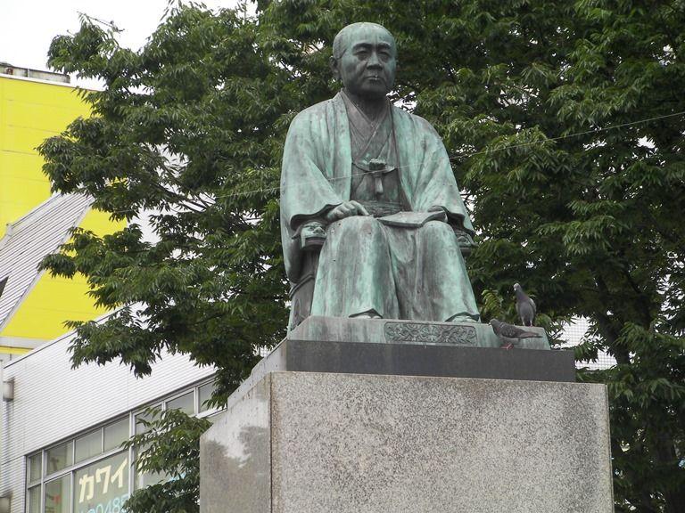 「渋沢栄一 埼玉県深谷市」の画像検索結果