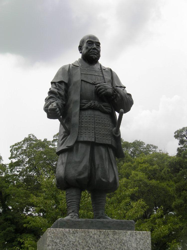 14.「岡崎城」家康出生の地
