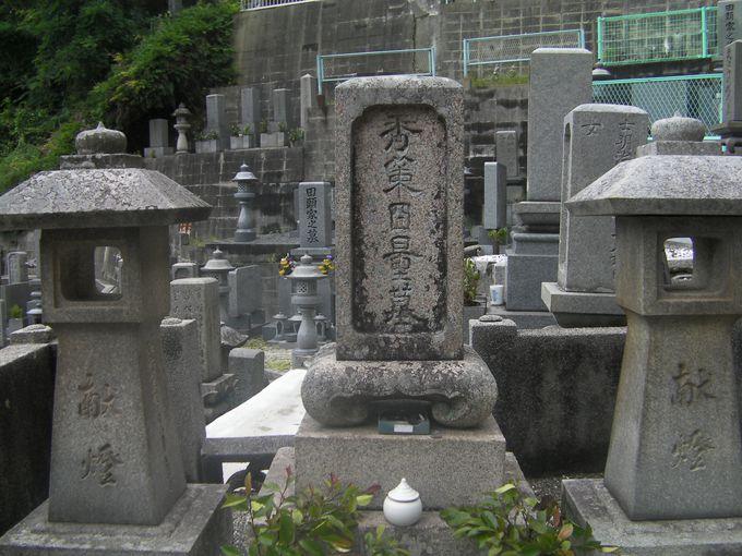 囲碁のプロ棋士もお参りする秀策墓所