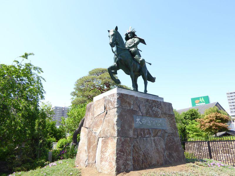 城址公園や墓所も!埼玉県岩槻で巡る太田道灌ゆかりの地