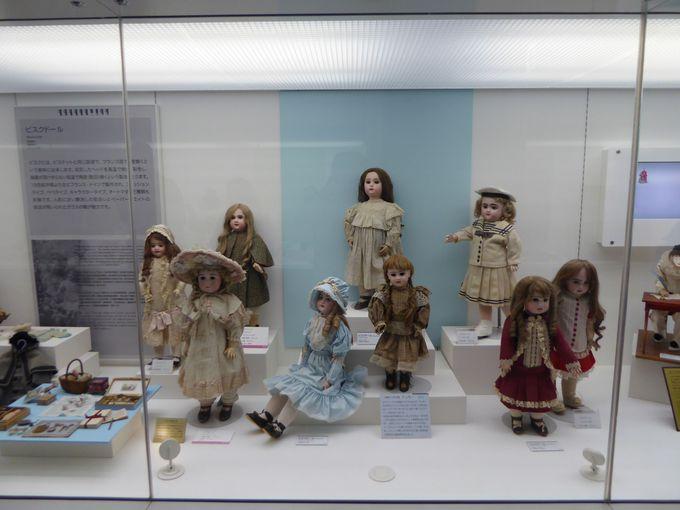 横浜人形の家で人形を見よう