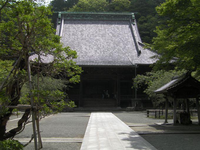 日蓮聖人を祀る祖師堂