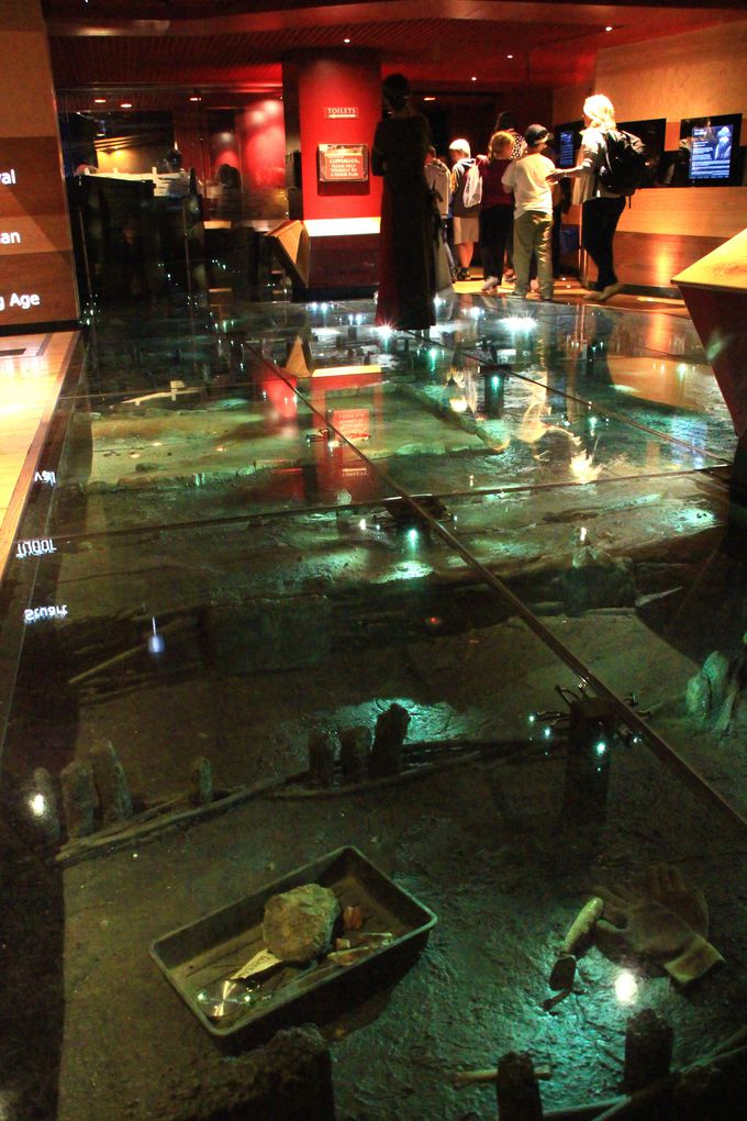 テーマパークのような博物館にびっくり!「ヨーヴィック・ヴァイキング・センター」