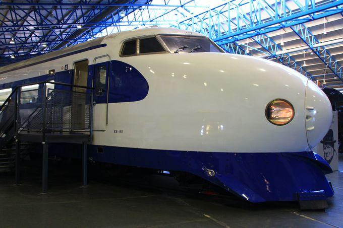 世界最大のコレクション数を誇る「国立鉄道博物館」