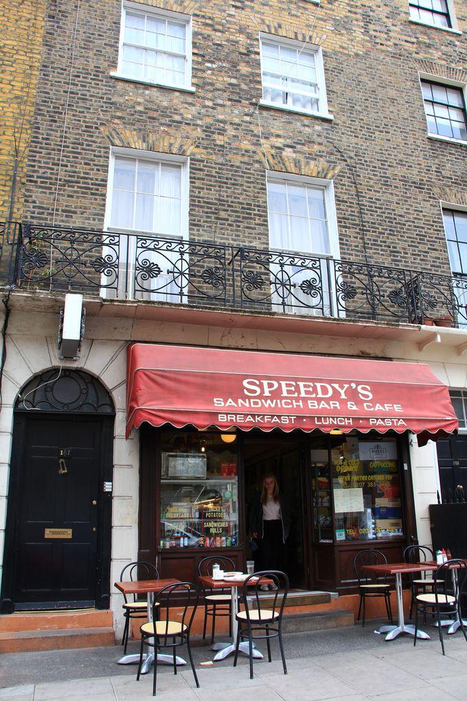 ドラマ版シャーロックの住むベイカーストリート221bはここだ!